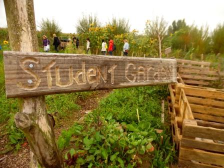 1 the student garden