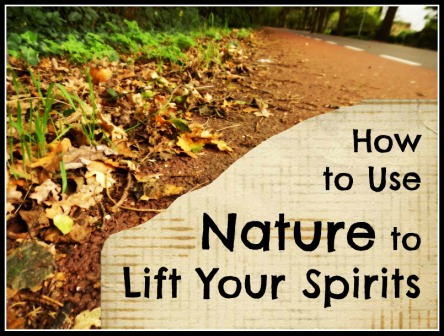 How to Use Nature to Lift Your Spirits