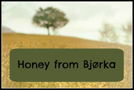honey from bjorka
