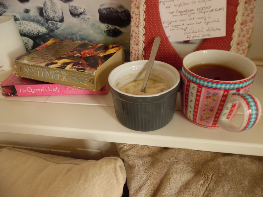 tea and porridge